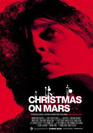 Christmas on Mars - theatrical poster