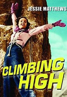 <i>Climbing High</i> 1938 film by Carol Reed