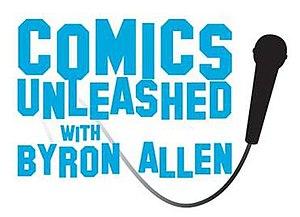 Comics Unleashed - Image: Comics Unleashed logo