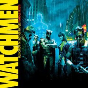 Watchmen: Music from the Motion Picture - Image: Cover watchmen soundtrack