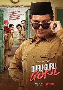 Crazy Awesome Teachers 2020 Indonesia Sammaria Simanjuntak Gading Marten Boris Bokir Kevin Ardilova  Comedy, Drama