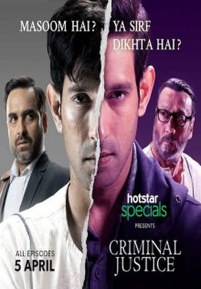 Picture of a TV show: Criminal