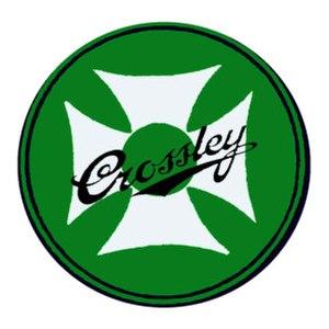 Crossley Motors - The Crossley Motors logo