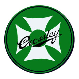Crossley Motors - The Crossley Motors logo