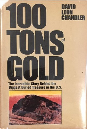 100 Tons of Gold - Front cover of 100 Tons of Gold