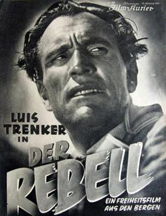 The Rebel (1932 film) - Image: Der Rebell 1932 Poster