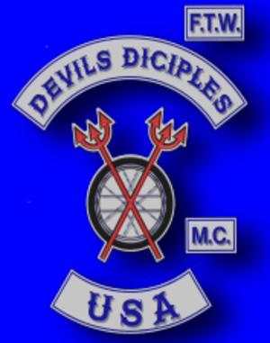 Devils Diciples - Image: Devils Diciples logo