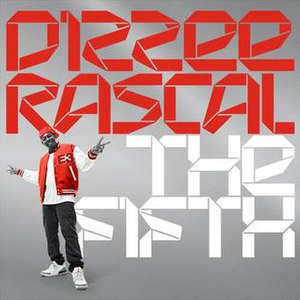 The Fifth (Dizzee Rascal album) - Image: Dizzee Rascal The Fifth