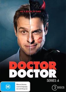 <i>Doctor Doctor</i> (season 4) Australian drama television series