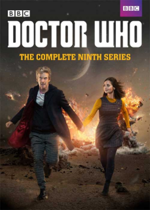 Doctor Who (series 9) - DVD box set cover art