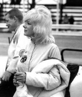 Donna Mae Mims American racing driver