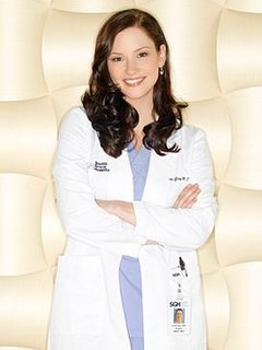 Lexie Grey Character from the television show Greys Anatomy