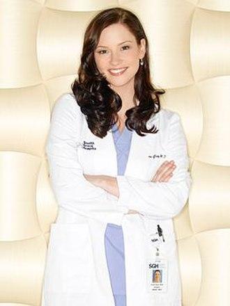 Lexie Grey - Image: Dr. Lexie Grey