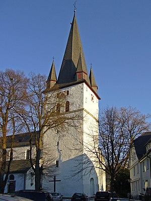 Drolshagen - Image: Drolshagen belfry