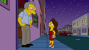 Ideal answer Moe the simpsons sex congratulate, excellent
