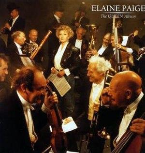 The Queen Album - Image: Elaine Paige The Queen Album