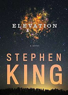 Cover art for the book entitled Elevation