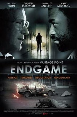 Endgame (2009 film) - Theatrical release poster