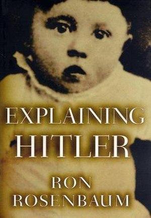 Explaining Hitler - Image: Explaining Hitler
