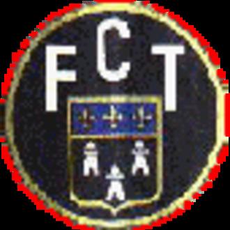 Tours FC - FC Tours historical logo