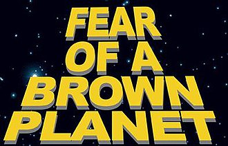 Fear of a Brown Planet - Image: Fear of a Brown Planet logo