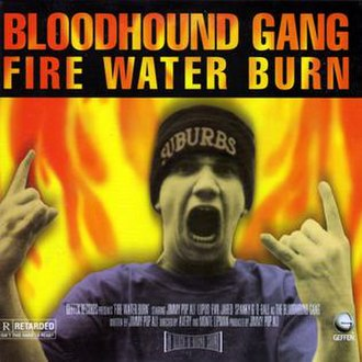 Bloodhound Gang — Fire Water Burn (studio acapella)