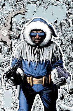 Captain Cold needs an image linked