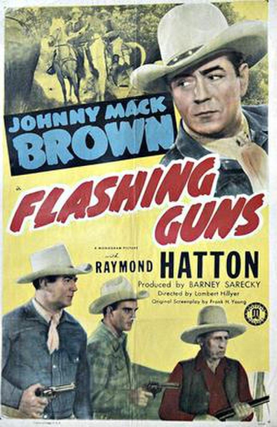 Flashing Guns
