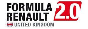 British Formula Renault Championship - Image: Formula Renault Logo