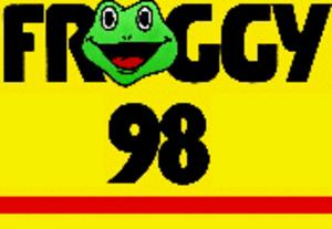 WFGY - Image: Froggy 98altoona
