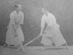 Kashima Shinden Jikishinkage-ryū - Fukuro Shinai no kata