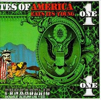 America Eats Its Young - Image: Funkadelic America Eats Its Young