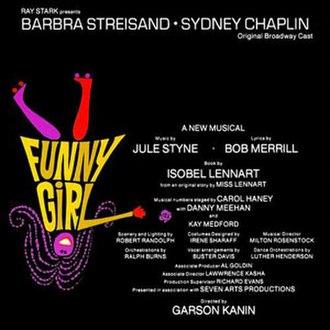 Funny Girl (musical) - Original Cast Album