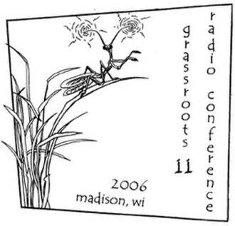 Grassroots Radio Coalition - GRC11 Conference logo