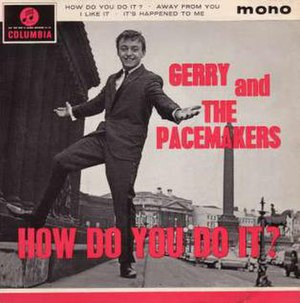How Do You Do It? - Image: Gerry and the pacemakers how do you do it