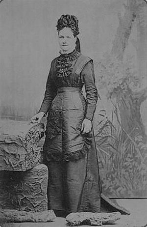 Gertrude Abbott - Image: Gertrude Abbott