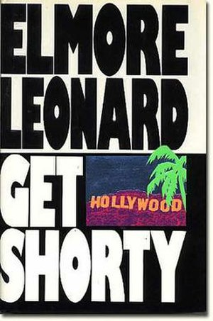 Get Shorty - First edition (publ. Delacorte Press)