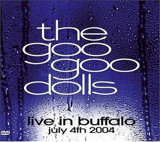 Live in Buffalo: July 4th, 2004 - Image: Goo goo dolls buffalo