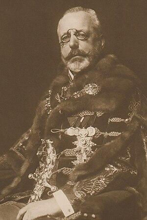 Stephan Burián von Rajecz - Image: Grafvonburian