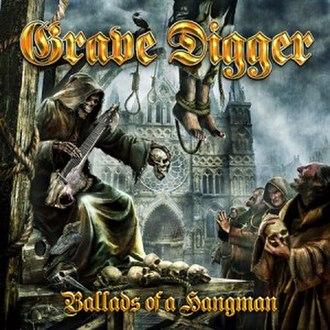 Ballads of a Hangman - Image: Grave Digger Ballads of a Hangman