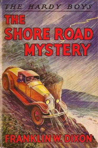 The Shore Road Mystery - Original edition