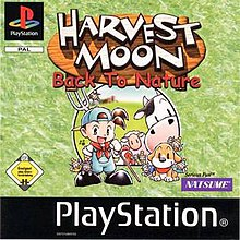 harvest moon back to nature wikipedia