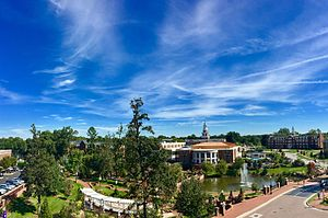 High Point University - Main campus at High Point University