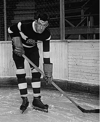 Henry Harris (ice hockey) - Image: Henry Smoky Harris
