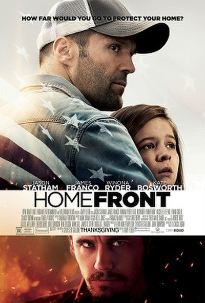 Picture of a movie: Homefront