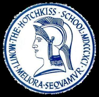 Hotchkiss School - Image: Hotchkiss School Seal