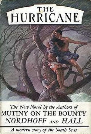 The Hurricane (novel) - First edition (publ. Little Brown)
