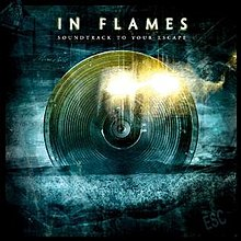 Risultati immagini per in flames soundtrack to your escape