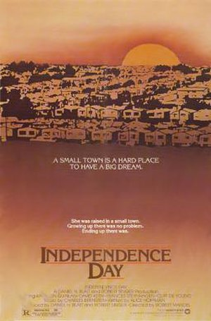 Independence Day (1983 film) - Image: Independence day 1983 poster