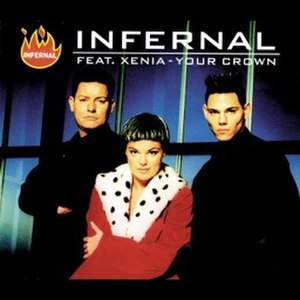 Your Crown - Image: Infernal featuring Xenia Your Crown Single